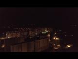 Курск 4к. Ночной Полет. 20.12.2017 Проспект А. Дериглазова