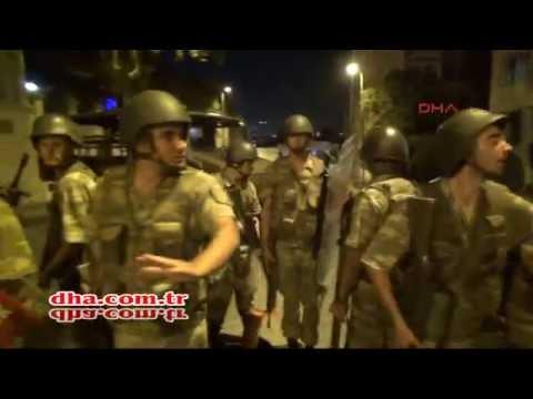 15 Temmuz darbe girişimi sırasında İstanbul Valiliği'nde yaşananlar