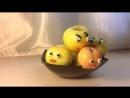 Яблоки!