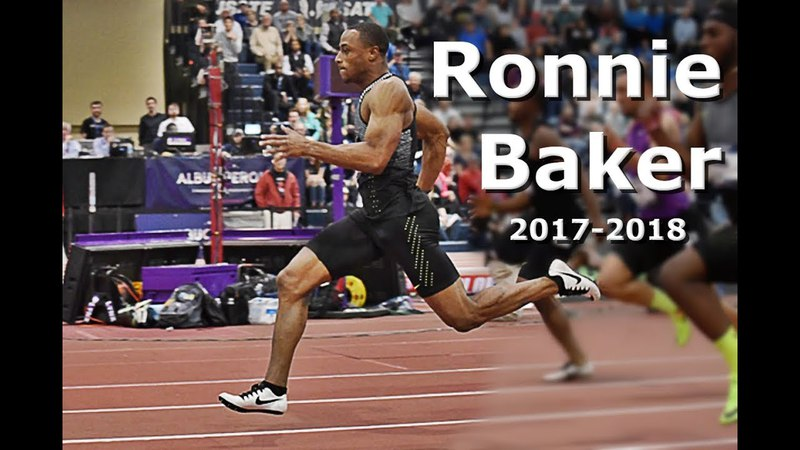 Ronnie Baker - Sprinting Montage
