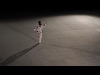 SE-JONG TUL! ITF HQ KOREA. Video shooting of the 24th Tul were made in 2015.