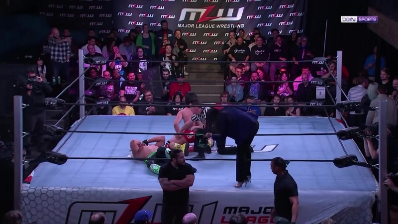 MLW Fusion Episode 2 - Havoc in Swerve City