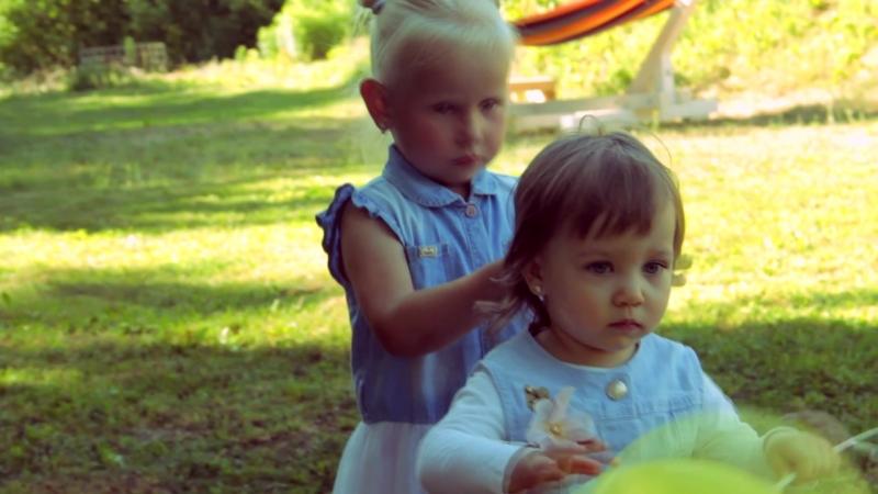 День рождения у маленькой принцесски