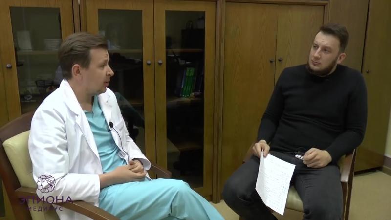 Наперегонки со временем Интервью пластического хирурга Иванова Д В для Оскольского времени смотреть онлайн без регистрации