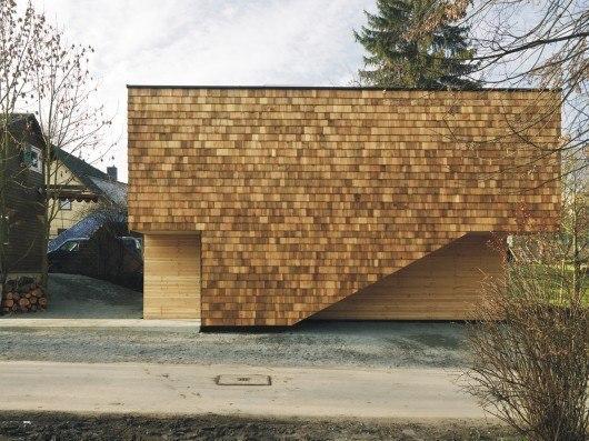 Youth-Club Extension / Bernd Zimmermann Architekten