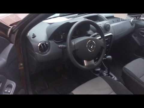3D автомобильные коврики в салон Renault Duster 4WD (Рено Дастер) 2011-2014 LUXMATS