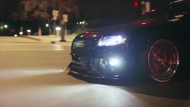 Rilbers Bagged Audi A4 B8 Avant
