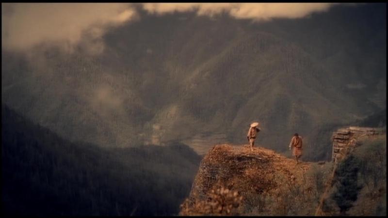 Маги и странники Travellers and Magicians Кхьенце Норбу 2003 драма приклю