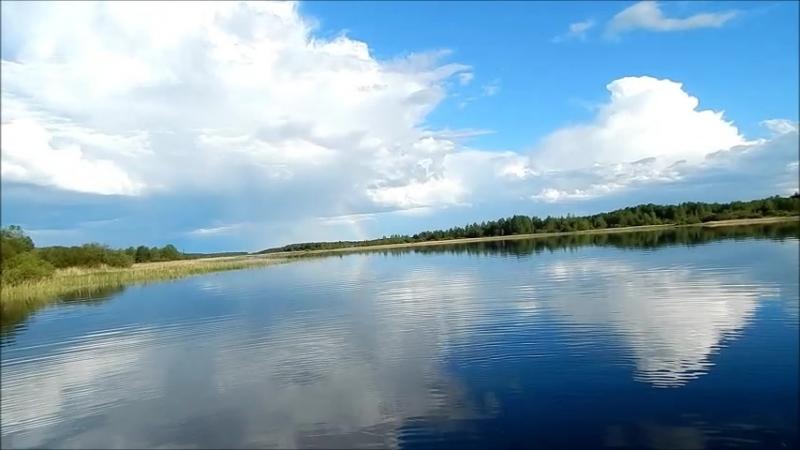 Открытие сезона 2017 года река Ягорба,Колманское озеро.А.В.Огурцов.