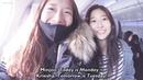 [ENG SUB] 180605 KRIESHA CHU 크리샤 츄 KIM MINJOO 김민주 - KeuKeuMinMin's Japan Travelogue NOCUT Pt. 1