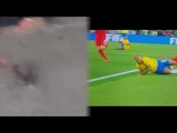 Mouse vrs Neymar - Who Fakes it Better