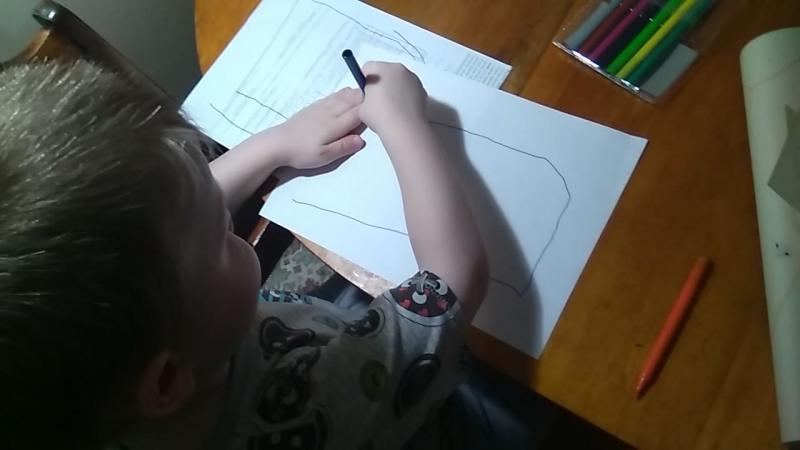Мастер-класс по рисованию пожарных и полицейских машин. Ведущий Огородников Фёдор.