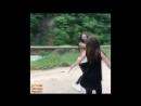 Девушки Остановили Машину и Начали Веселится На Красивой Природе КАБАРДИНСКИЙ ТАНЕЦ mp4