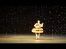 Дарья Алексеева Русский танец Выйду я на улицу. Ансамбль Карусель отчетный концерт 2018