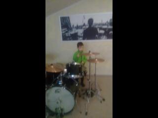Васька и барабаны
