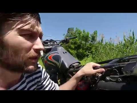 Что нужно сделать с китайским мотоциклом СРАЗУ после покупки