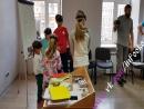 ЧувствоЗнание - Дети находят предметы с закрытыми глазами. Поток Д3.