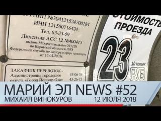 Михаил Винокуров: Марий Эл News #52