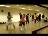 Hip-Hop dance to the song Flo Rida feat Ke$ha - Right Round