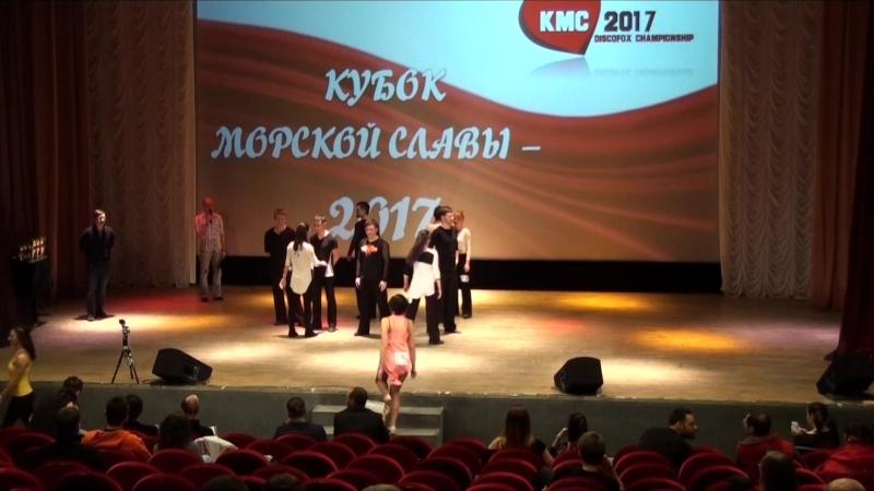 KMC 2017 DnD Rising Star 1:2