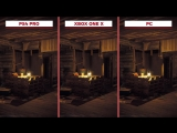 Сравнение графики Far Cry 5 на PS4 Pro, Xbox One X и PC.