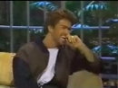 George Michael on The Late Show With Joan Rivers- 10/29/1986