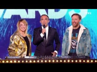 David Guetta _ Zak Abel _ Hyphen Hyphen - 2U _ Dirty Sexy Money (NRJ Music Award