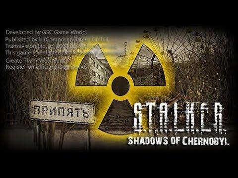 S.T.A.L.K.E.R. Shadows of Chernobyl: demo Stancia-2