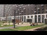 Крутой двор в Москве! Хотели бы так жить?