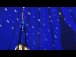 Санька под куполом цирка