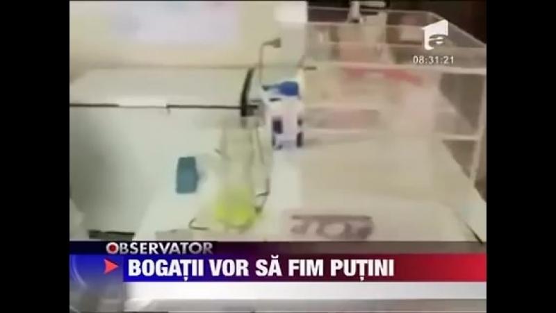 Bogatii vor sa fim mai putini » Freewka.com - Смотреть онлайн в хорощем качестве