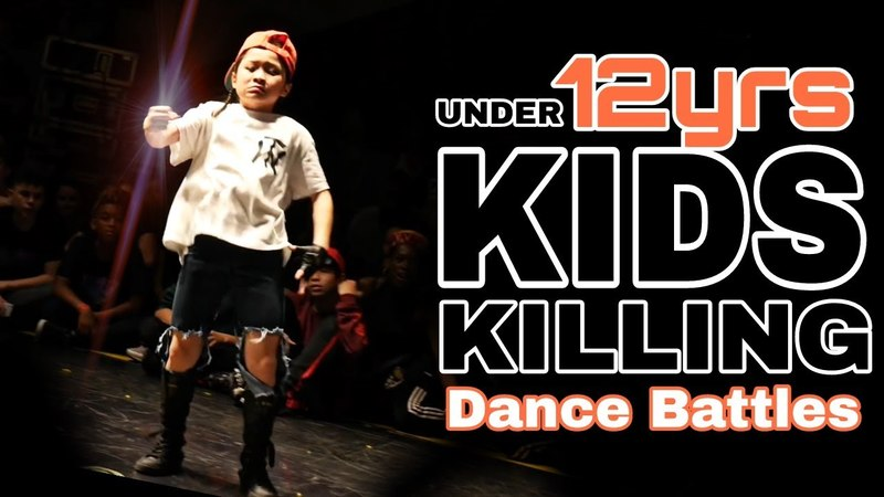 Amazing Under 12 years Old Kids are Killing in Dance Battles 🔥 | 10k Subscribers Special 🎉 !