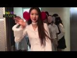 · Backstage · 180730 · OH MY GIRL · HanON! BOX!! ·