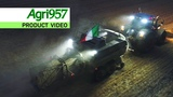 EXTREME STRESS TEST BALING 24 HOURS in ITALY FENDT 1290 N XD baler &amp 828 Vario HARD CONDITIONS