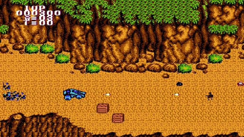 BreakThru NES - Прохождение (Прорыв Dendy, Денди - Walkthrough)