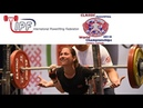 Men SJr/Jr, 53-59 kg - World Classic Powerlifting Championships 2018 Platform 1