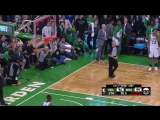 Khris Middleton sends Game 1 in Boston to OT with the ridiculous buzzer beater!