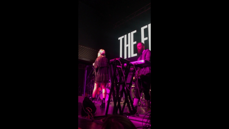 The Erised concert, Stage 48, New York (12.10.17)-3