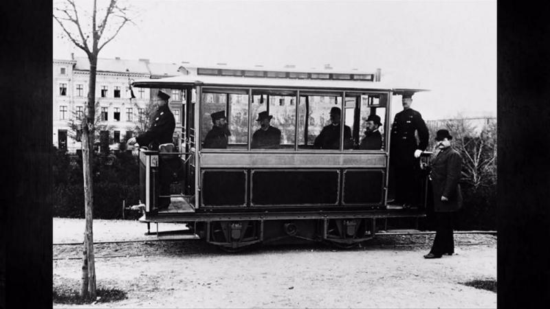 Тайна беЗпроводного трамвая
