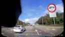 Жесть На трассе видео Житомирская трасса подрезанный на развороте Шевроле летит кувыркаясь на вст