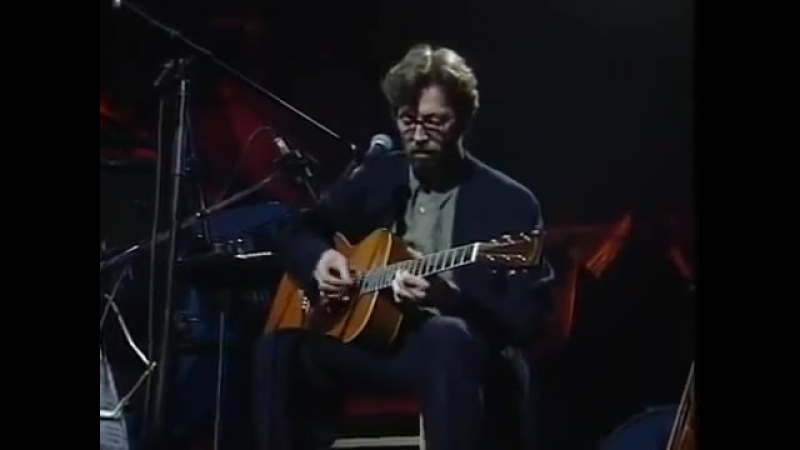 5. Eric Clapton - Unplugged (Full Concert)