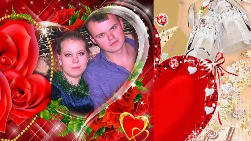 К 7-ой годовщине свадьбы АНДРЕЙ и АННА