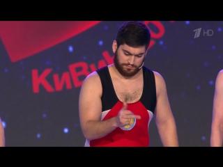 Борцы | КВН-2018. Отбор в Сочи