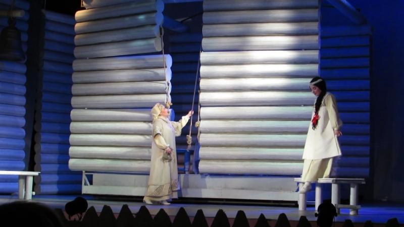 Царская невеста. Ария Марфы.(Ольга Богоявленских)(Full HD) 14.03.2018г.