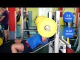 Тренировка грудных мышц. Тренер Решетников Артем_New