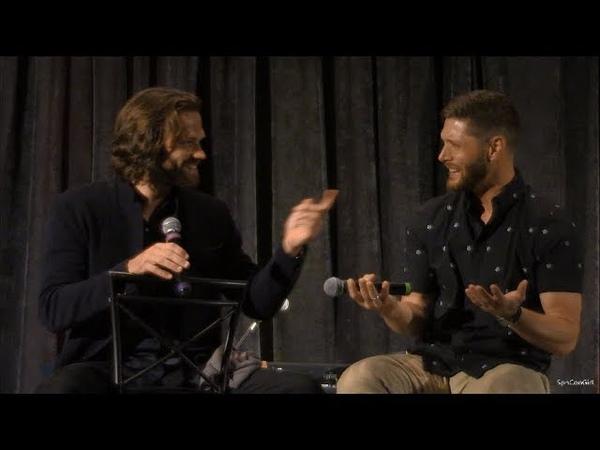 SpnPitt 2018 Jared Padalecki and Jensen Ackles FULL MAIN Panel Supernatural