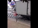 В Сочи сбили велосипедиста