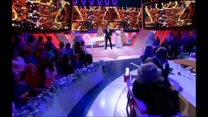 Кристина Мхитарян и Вадим Бабичук - В песнях останемся мы (live @ Сегодня вечеро