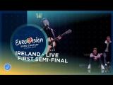 Ryan OShaughnessy - Together (Ireland - LIVE - First Semi-Final - Eurovision 2018)