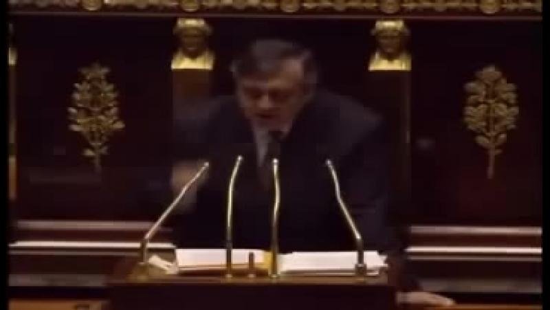 La vision de Philippe Séguin sur le Traité de Maastricht (05 05 1992)